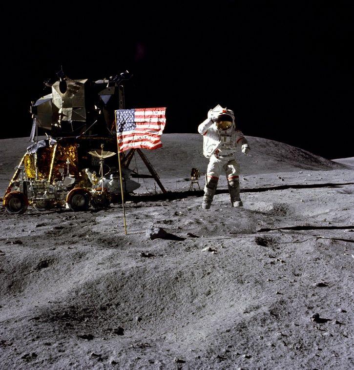 US Astronaut john young