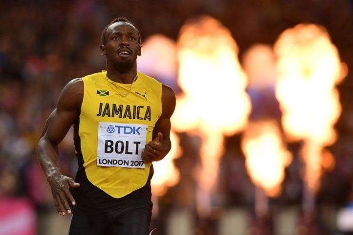 Usain Bolt Secures Trial With Borussia Dortmund