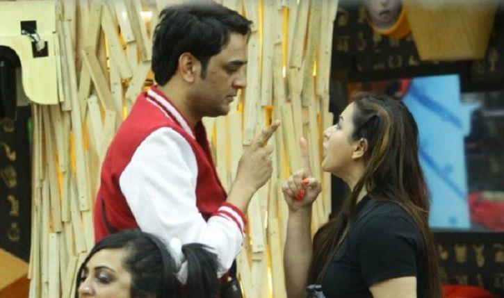 Vikas and Shilpa