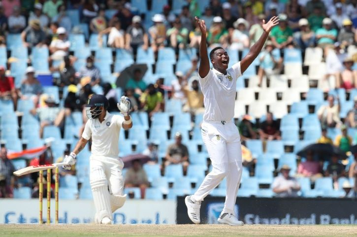 Virat Kohli could not replicate his good form in the second innings