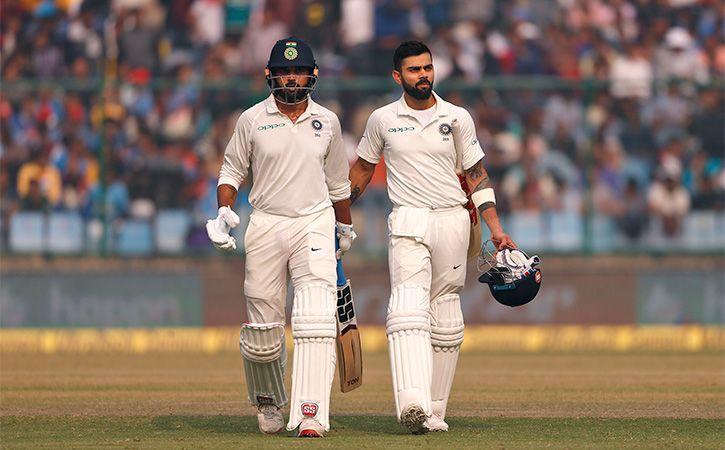 Virat Kohli Unimpressed With His Team