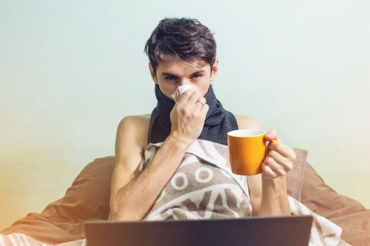 Why Having A Cold Or Being Unwell Is Also The Reason For 'Sickness Behaviour'