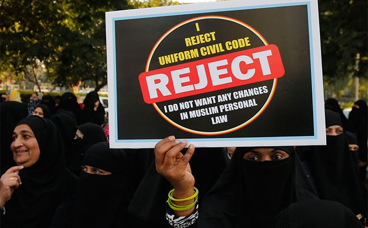 Woman Married Off To Rapist Given Triple Talaq In UP