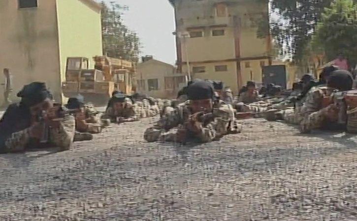 Women Commandoes Deployed For Anti Naxal Ops In Chhattisgarh