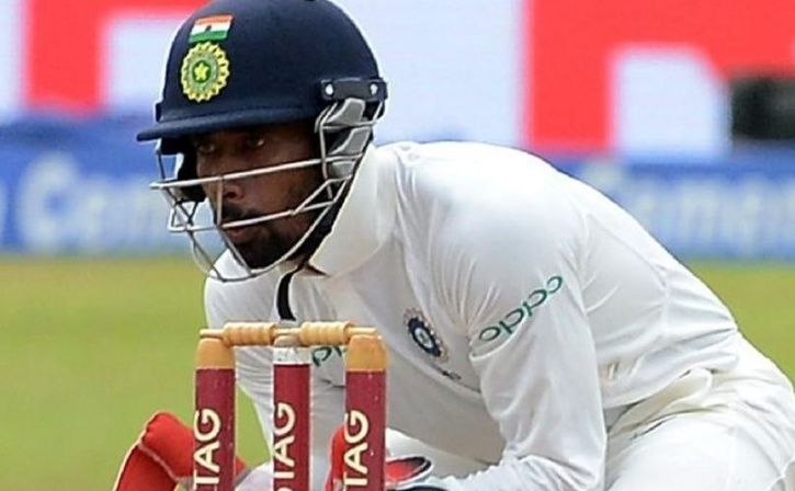 Wriddhiman Saha took 5 catches in each of South Africa