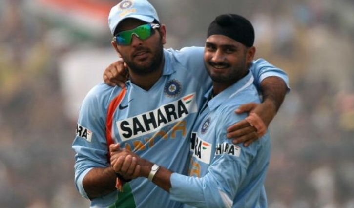 Yuvraj Singh and Harbhajan Singh have never played together in the IPL