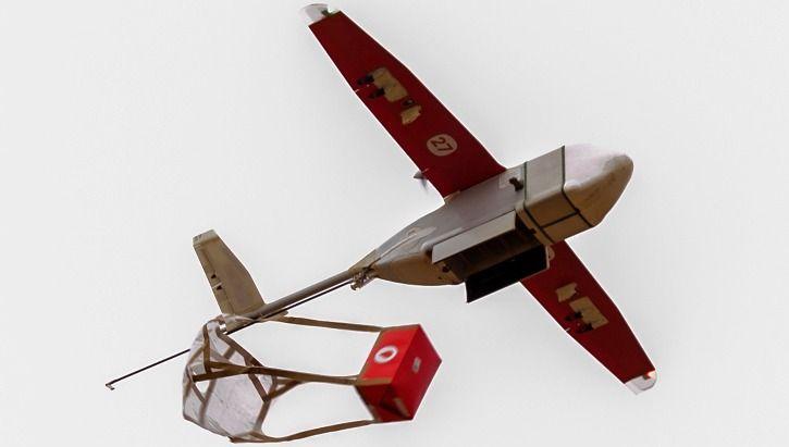 Zipline Drones For Blood Delivery