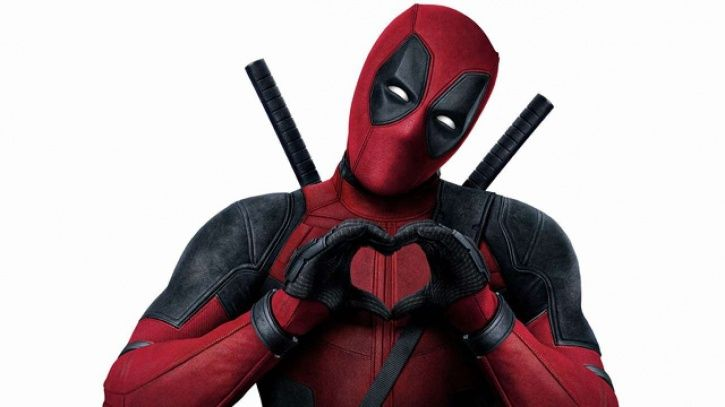 A picture of Deadpool 2.