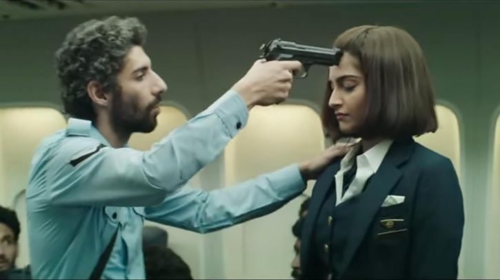 A picture of Jim Sarbh from Neerja.