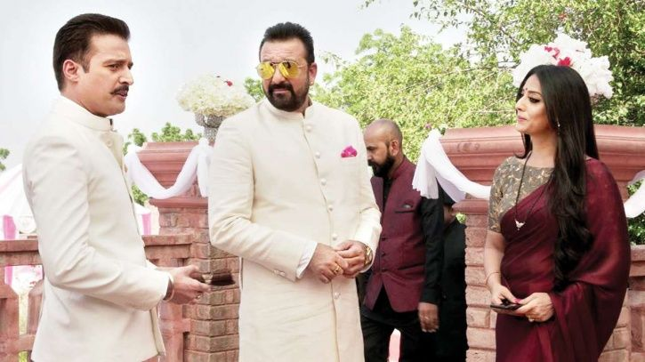 A picture of Jimmy Sheirgill from Saheb Biwi Aur Gangster 3.
