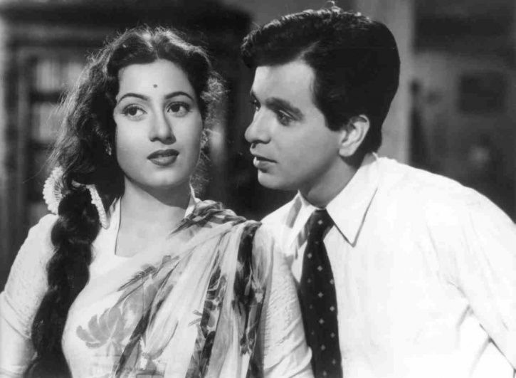 A picture of Madhubala on whom a biopic is in the the works.