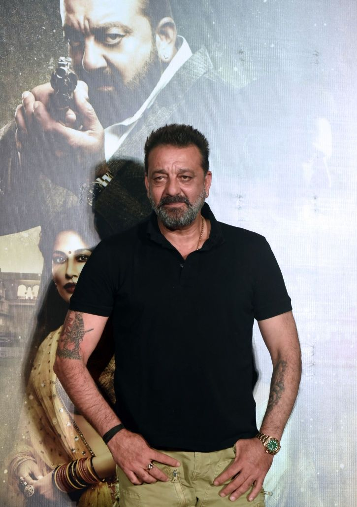 A picture of Sanjay Dutt