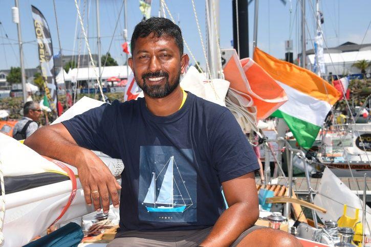Abhilash Tomy, france, sailor, race, Thuriya