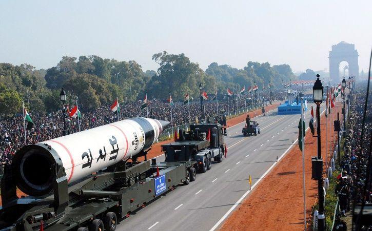 Agni-V, India, China, test firing