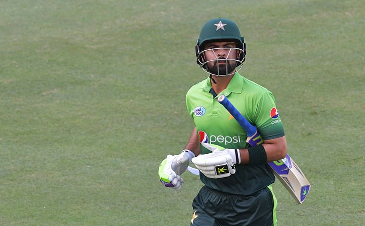 Ahmed Shehzad Charged Over Positive Test By Pakistan Cricket Board