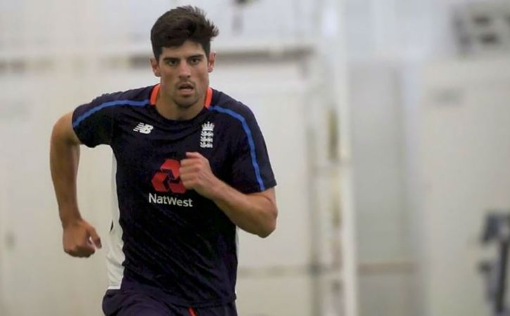 Alastair Cook Is England Fittest Player