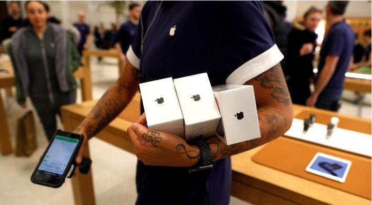 Apple store robbery