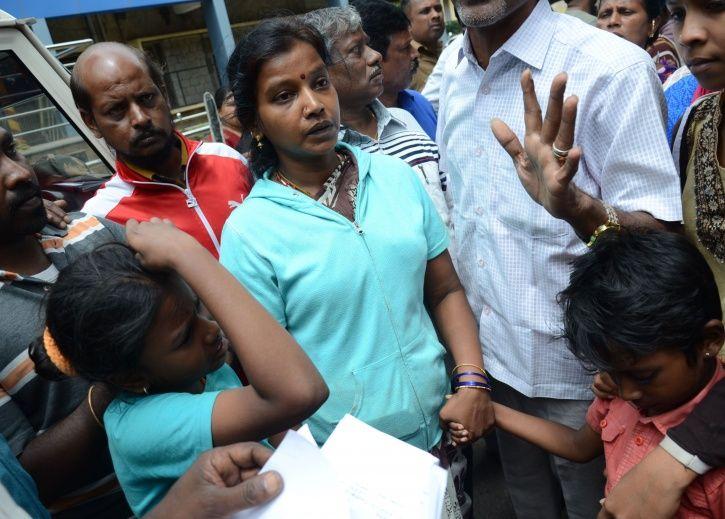 Bengaluru Sanitation Worker