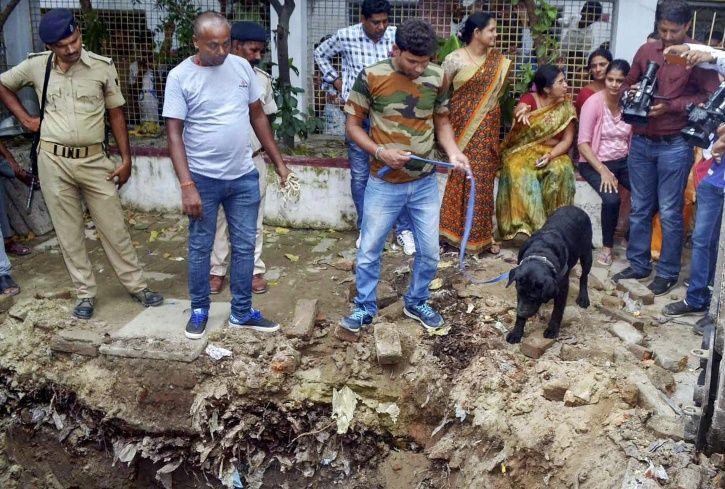 Bihar shelter home