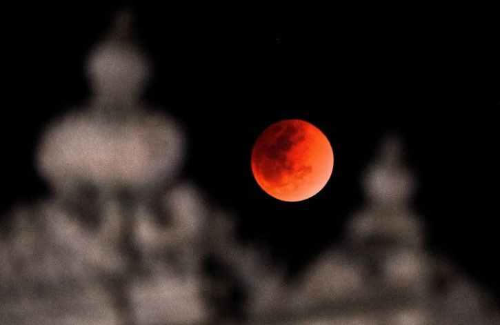 Blood Moon India