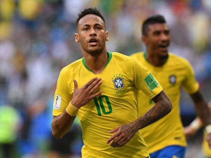 Brazil have won the FIFA World Cup 5 times