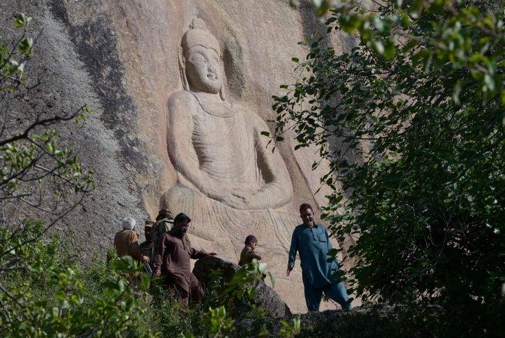 Buddha of Swat