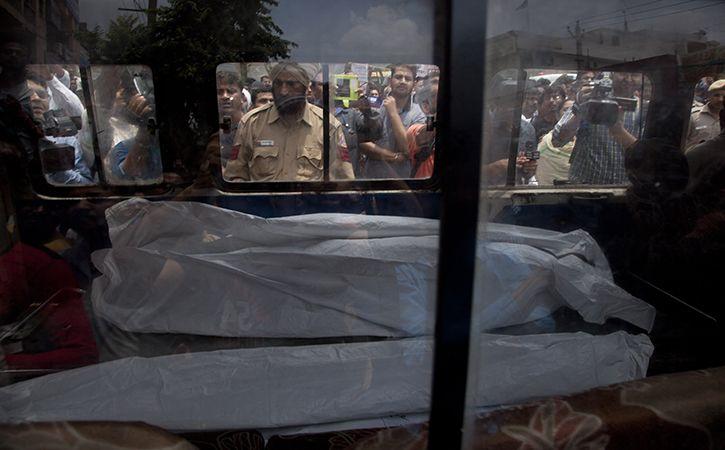 Burari Family Death Case