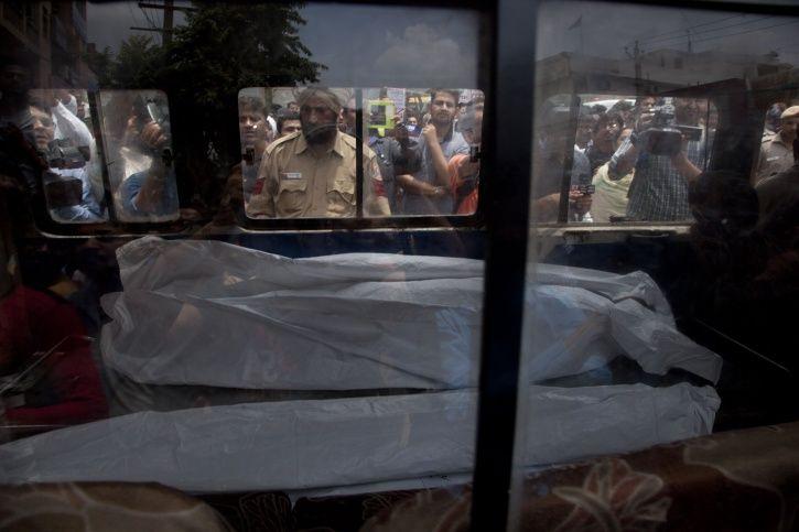 Burati deaths, Lalit bhatia, ghost shows, occult, police, gopaldas