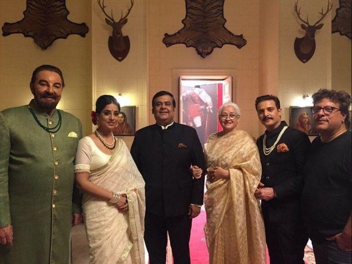 Cast of Saheb Biwi Aur Gangster 3.