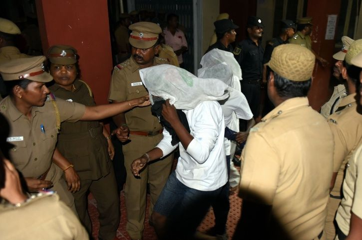 Chennai Rape