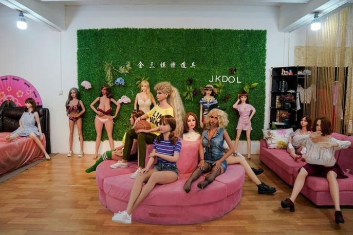China sex dolls