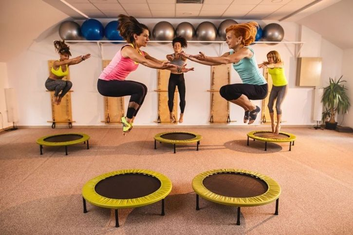 Could Trampolining Be The Workout Trend That Makes Fitness Fun For Everyone?