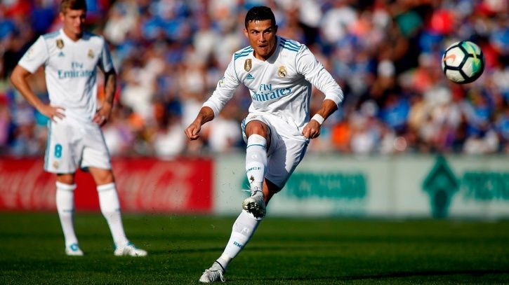 Cristiano Ronaldo left Real for Juventus