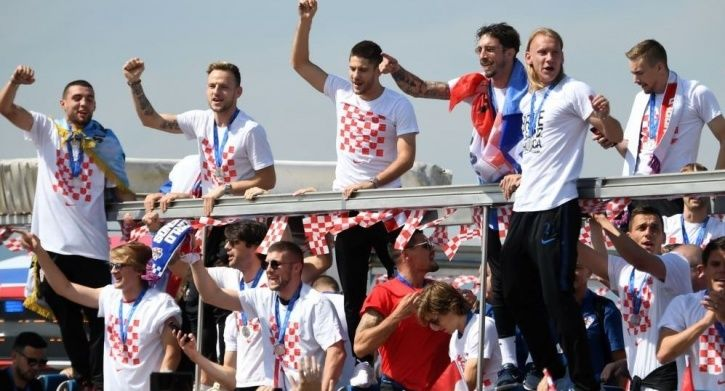 Croatia lost to France in final