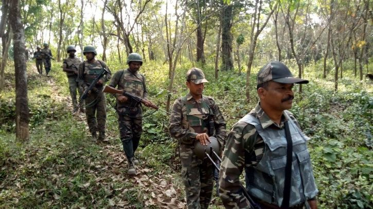 CRPF, maoists, naxals, chhattisgarh, jharkhand