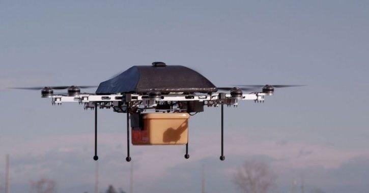D drones