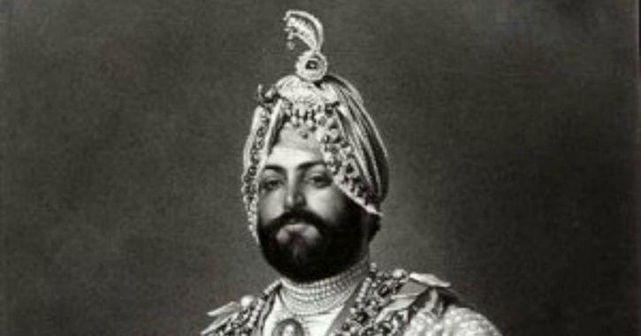 D Duleep Singh