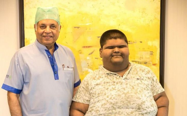 Doctors Operate On 237kg Delhi Boy World Heaviest Teen