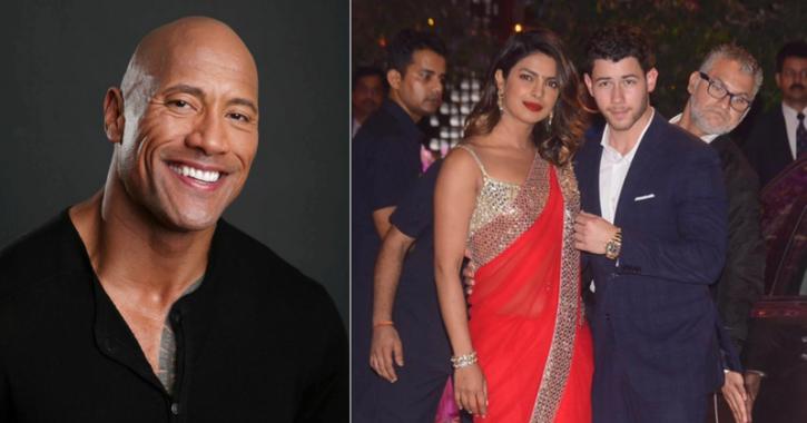 Dwayne Johnson Feels He Played Cupid To Priyanka Chopra & Nick Jonas, Says 'I Did It, Yes'