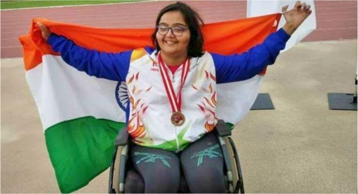 Ekta Bhyan won 2 medals