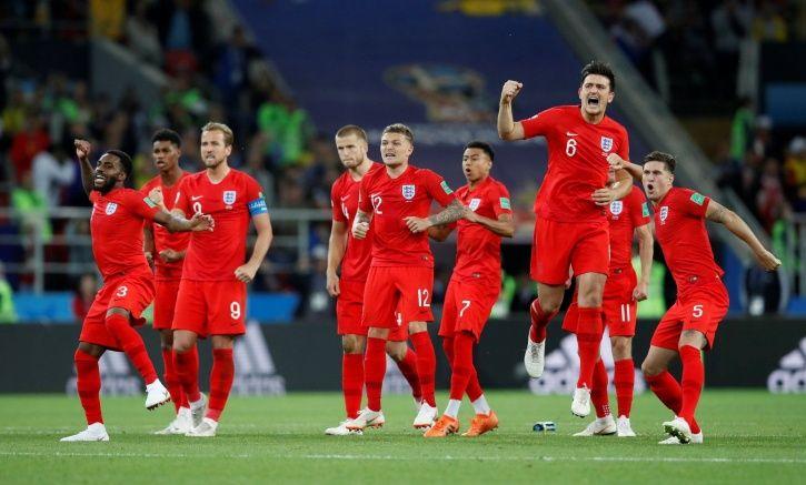 England face Sweden