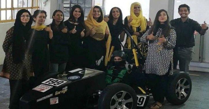 F Pakistan