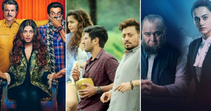 Fanney Khan, Karwaan And Mulk – Here's Which Movie You Should Watch In Theatres This Week & Why