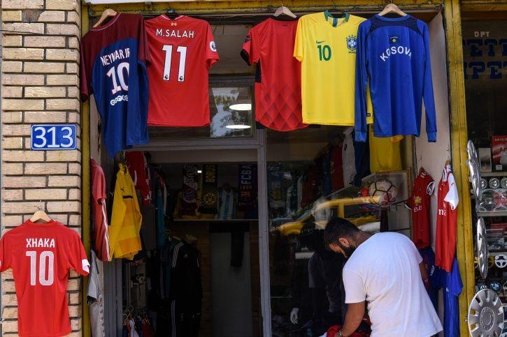 FIFA, Football, jerseys, design