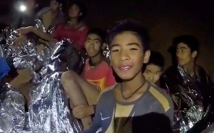 FIFA says rescued Thai boys won