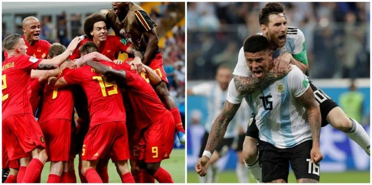FIFA World Cup 2018 has seen some close games