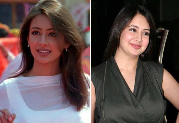 Forgotten Bollywood actresses Mohabbatein actress – Preeti Jhangiani.