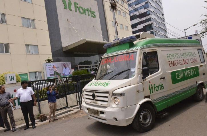 Fortis hospital