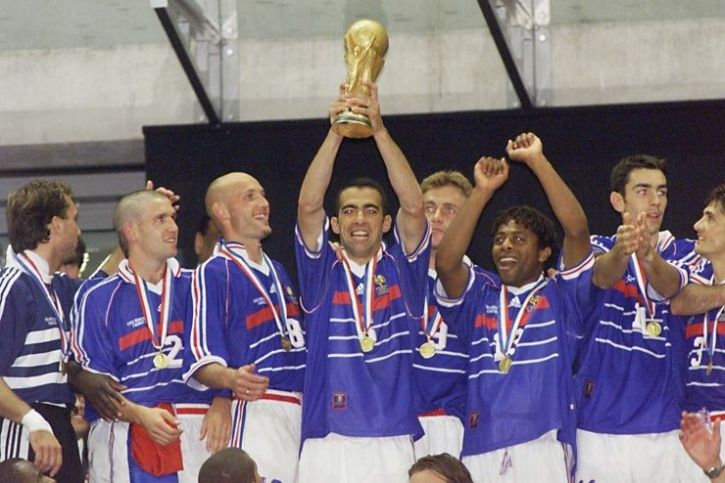 France FIFA 2018
