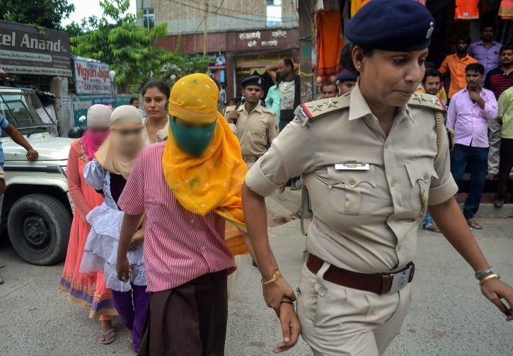 girls who were sexually assaulted in a shelter home in Muzaffarpur